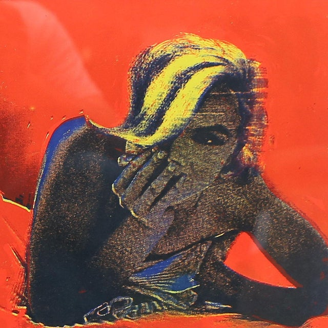 """The Marilyn Monroe Trip - 5"" Original 1968 Serigraph by Burt Stern - Image 1 of 6"