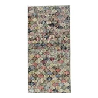 1990s Handmade Zeki Muren Rug - 3′ × 6′1″ For Sale