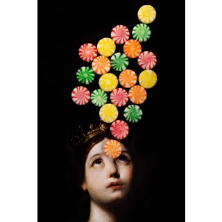 """""""Sweet Thoughts"""" Contemporary Pop Art Style Limited Edition Photograph by Zeren Badar"""