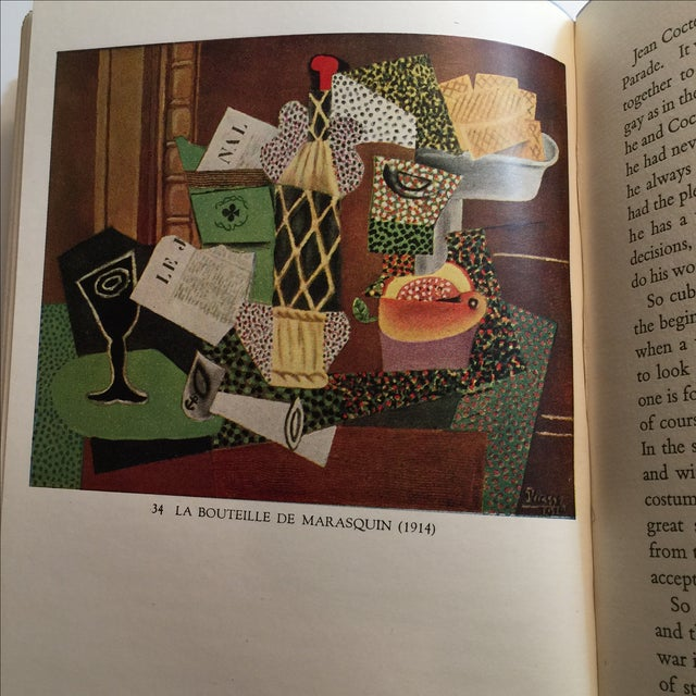 Picasso by Gertrude Stein 1939 Book - Image 11 of 11