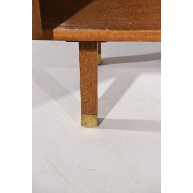 Brown Harvey Probber Bar Cabinet For Sale - Image 8 of 9