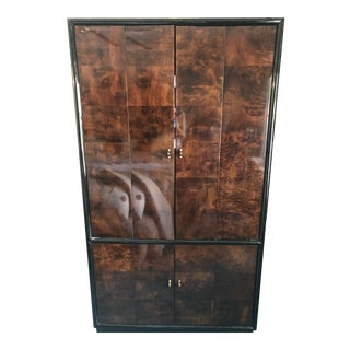 Art Deco Henredon Armoire For Sale