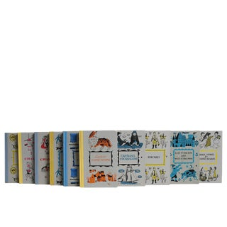 Sunny Sky Midcentury Children's Classics, S/20 For Sale