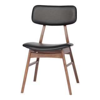 Scott Dining Chair In Black For Sale