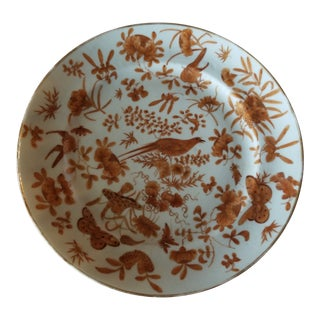 Sacred Bird and Butterfly Chinese Porcelain For Sale