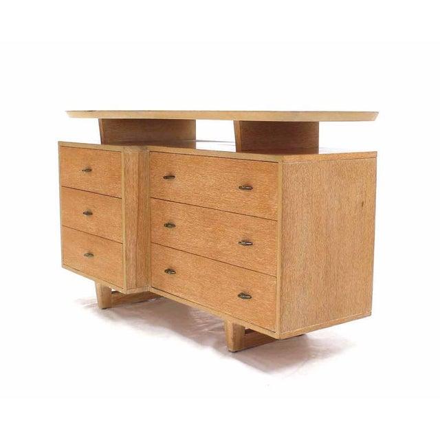 Mid-Century Modern Floating Top Dresser For Sale - Image 6 of 10