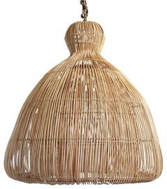 Image of Rattan Pendant Lighting