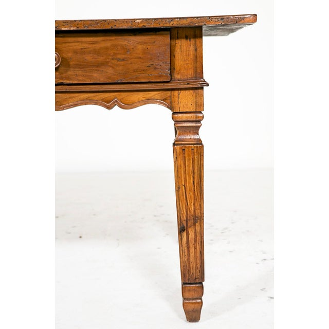 Early 19th Century Italian Farm House Table For Sale In San Francisco - Image 6 of 6