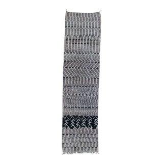 1980s Vintage Moroccan Wool Rug For Sale