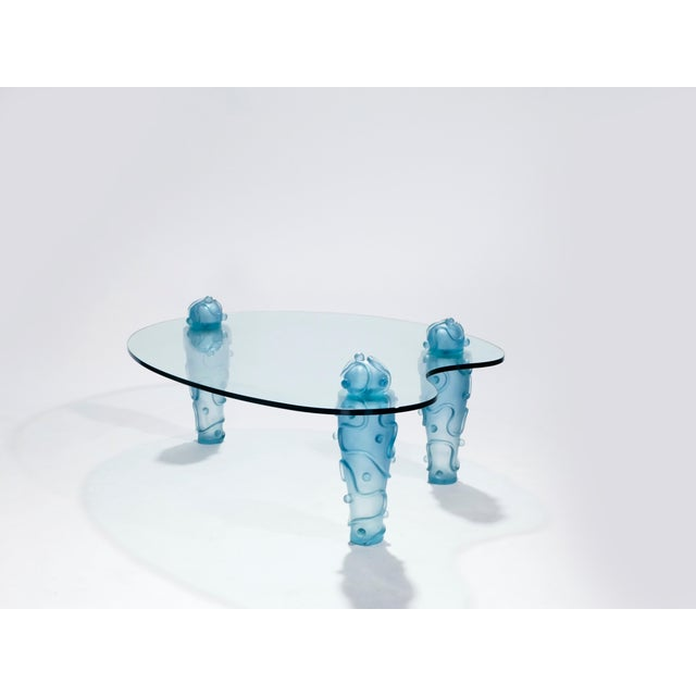 Large Coffee Table by Garouste & Bonetti, 1990s For Sale - Image 6 of 13