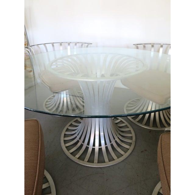 Mid-Century Modern Russell Woodard Aluminum Patio Furniture - A Set - Image 4 of 9