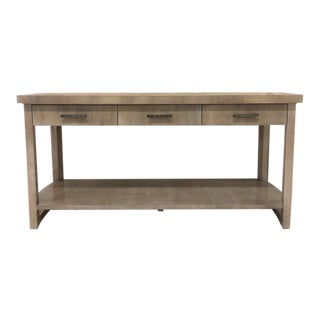Thomas O'Brien for Century Furniture Jackman Console For Sale