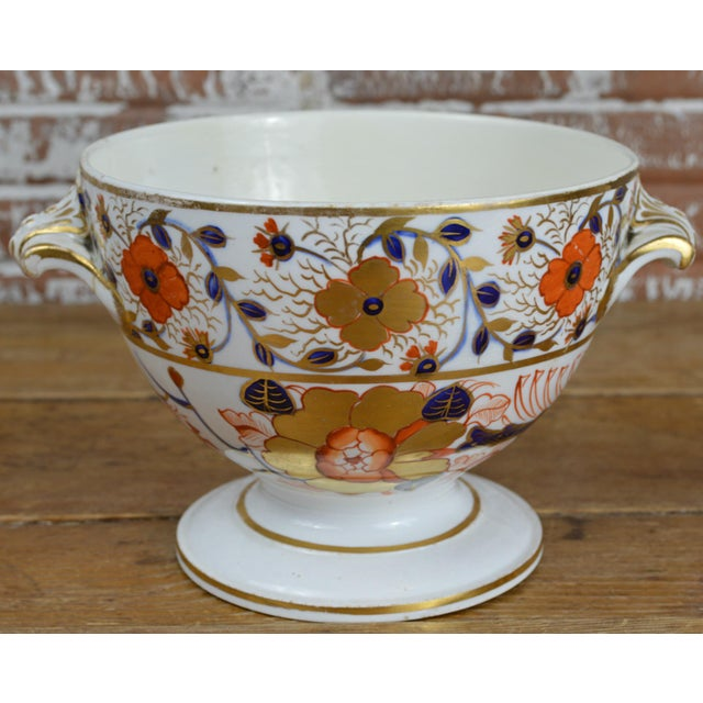 19th Century Crown Derby Old Japan Footed Bowl - Image 3 of 10