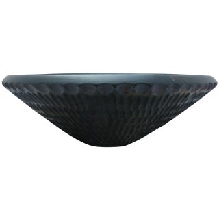 Vintage African Senufo Wood Bowl For Sale