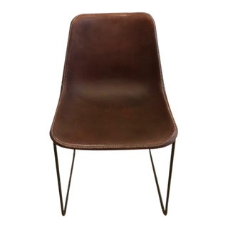 Abc Carpet and Home Leather Chair