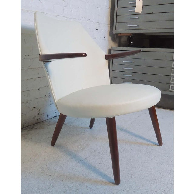Mid-Century Armchair For Sale - Image 4 of 6