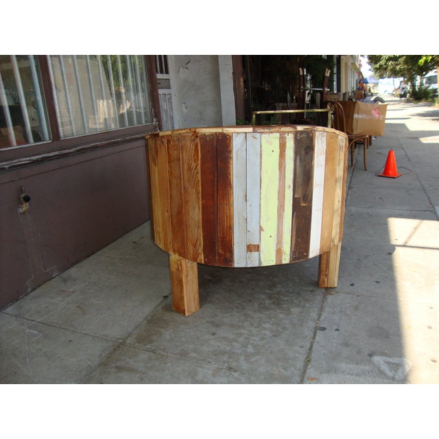 Hand-Made Lounge Chair For Sale In Los Angeles - Image 6 of 13