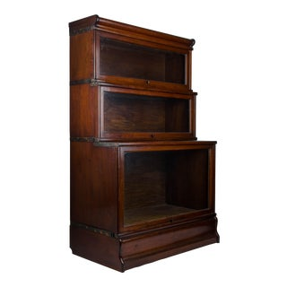Wernicke System Elastic Barrister Bookcase