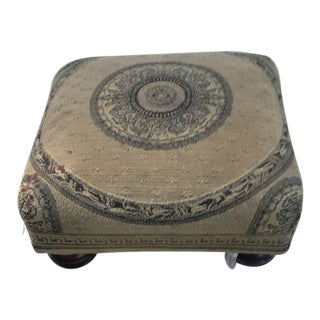 Shabby Chic Foot Stool For Sale