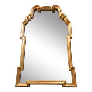 Italian Gilt Mirror For Sale
