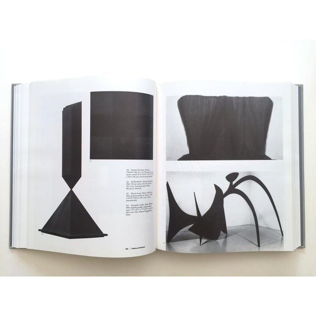 "1990s "" Museum of Modern Art New York "" Vintage 1997 Extra Large Landmark Volume Hardcover Modern Art Book For Sale - Image 5 of 13"
