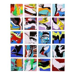 """""""Hyperballad'' Installation & Painting"""