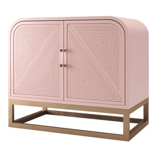 Avery Credenza - Coral Dust For Sale