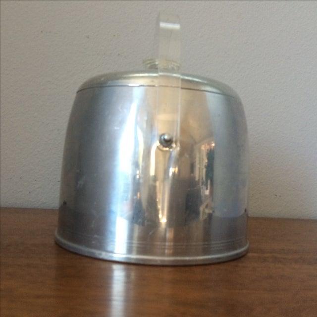 Vintage Kromex Ice Bucket For Sale - Image 4 of 10