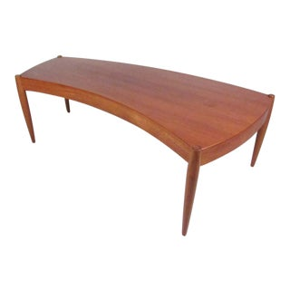 Johannes Andersen Coffee Table by for Trensum For Sale