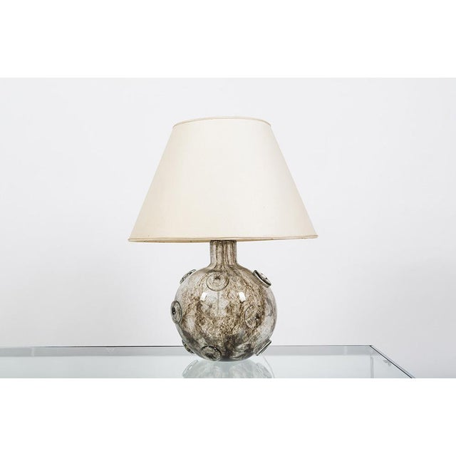 Barovier & Toso Glass Crepusculo Lamp For Sale - Image 13 of 13