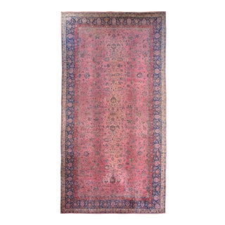 Early 20th Century Sarouk Rug For Sale