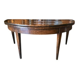 Antique French Dining Table For Sale