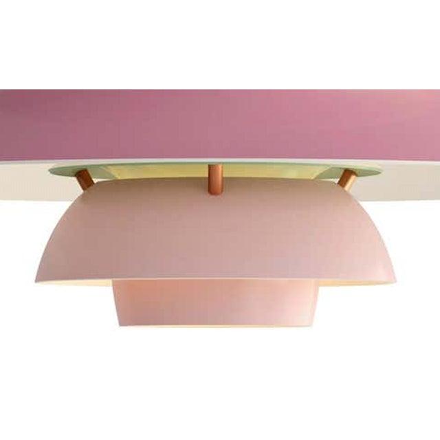 Mid-Century Modern Poul Henningsen Rose PH5 Mini Pendant for Louis Poulsen For Sale - Image 3 of 4