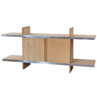 Multiuse sideboard by Angelo Mangiarotti for Poltronova For Sale