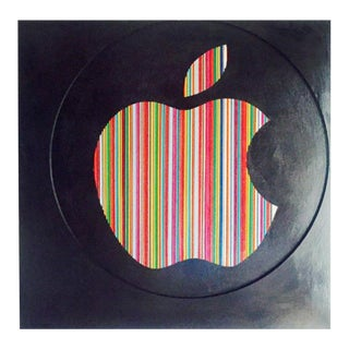 'I Love Apple' by Mauro Oliveira For Sale