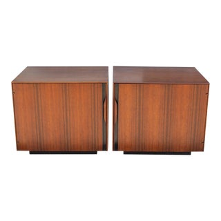 1950s Mid-Century Modern John Kapel for Glenn of California Nightstands - a Pair For Sale