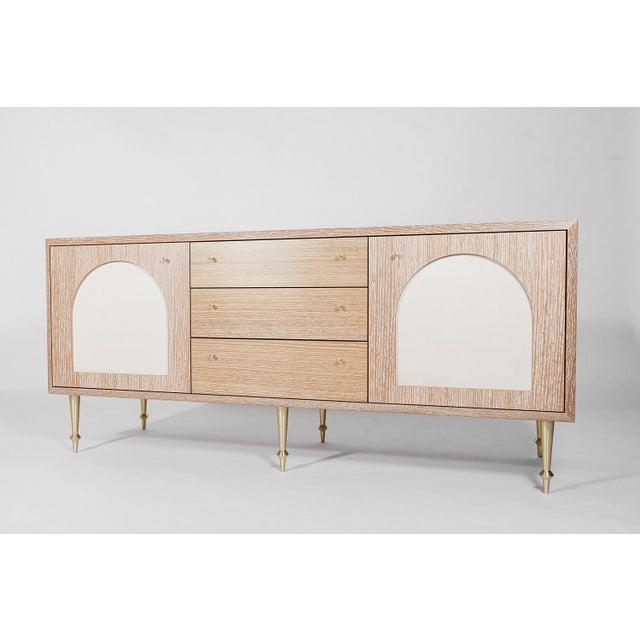 VOLK Volk Furniture Pacific Sideboard For Sale - Image 4 of 4