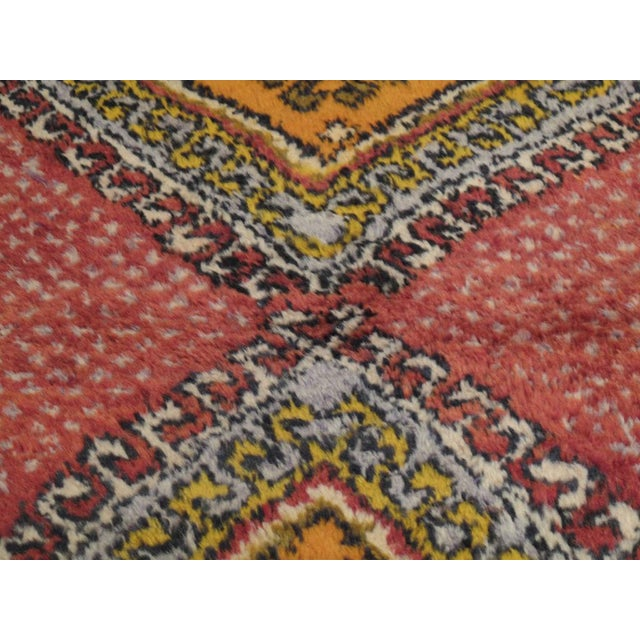 "1950s ""Yatak"" Rug For Sale - Image 5 of 8"