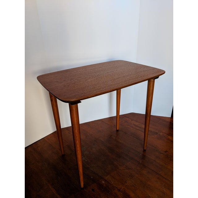 Vintage Mid-Century Nesting Tables - Set of 3 For Sale - Image 4 of 9