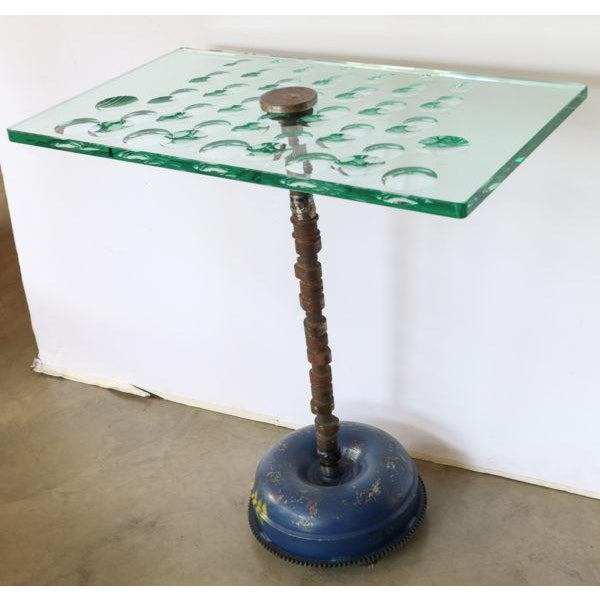 """1980s Feliciano Bejar """"Magiscopo"""" Table For Sale - Image 5 of 10"""