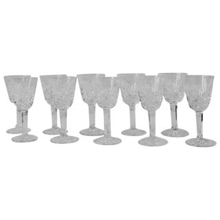 Waterford Crystal Cordial or Aperitif Glasses For Sale