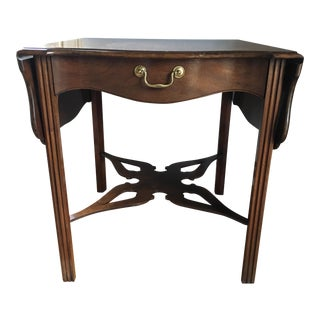 Baker Drop Leaf Table
