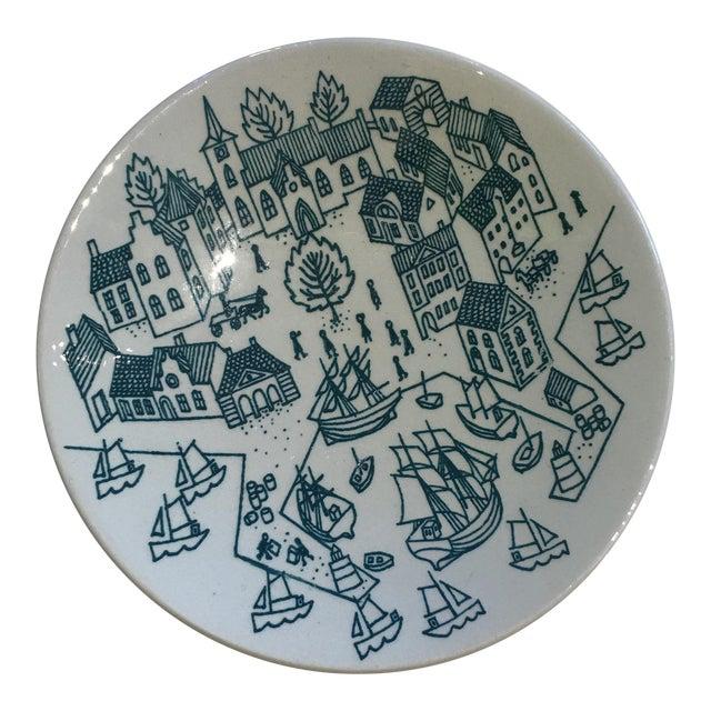 Vintage Danish Nymolle Dish - Image 1 of 3