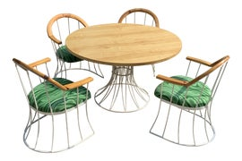 Image of Fabric Dining Sets