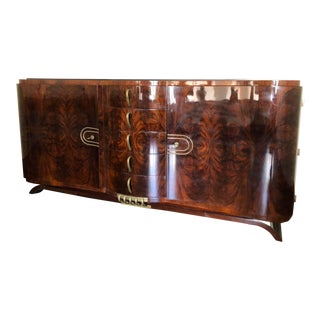 1930s Art Deco Sideboard For Sale