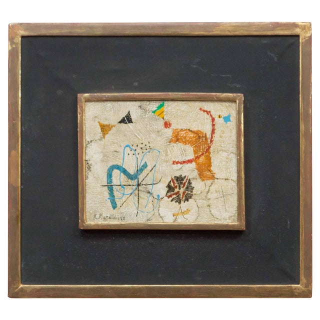 Kishio Murata Painting For Sale - Image 11 of 11