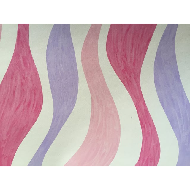 """Harlequin """"Get Groovy"""" Wallpaper - 3 Rolls - Image 1 of 4"""