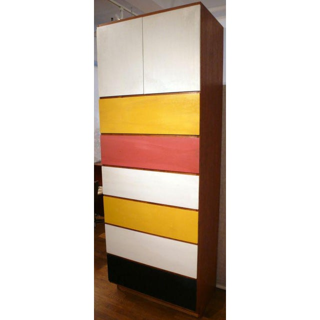 Mid-Century Modern Dan Kiley Commission Cabinet For Sale - Image 3 of 6