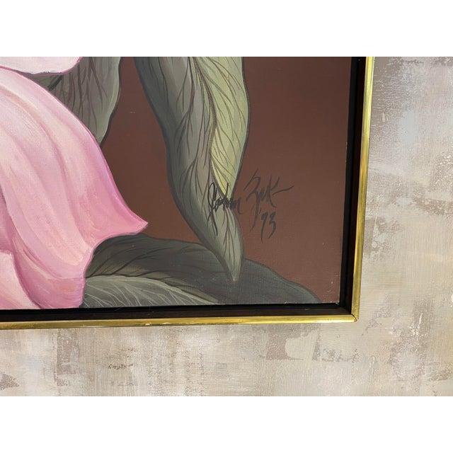 Paint John Zak ( Peony ) For Sale - Image 7 of 9