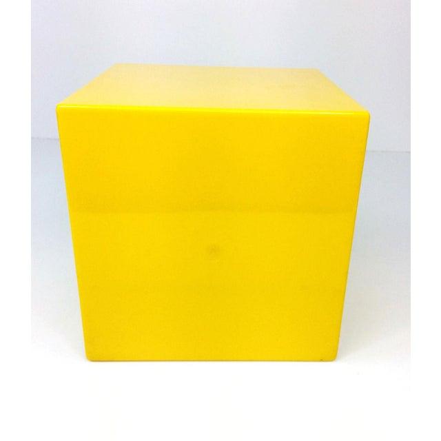 Plastic Mid Century Palaset Treston Oy Finland 3 Drawer Storage For Sale - Image 7 of 10